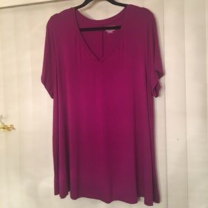 NWOT Lane Bryant Swing Top